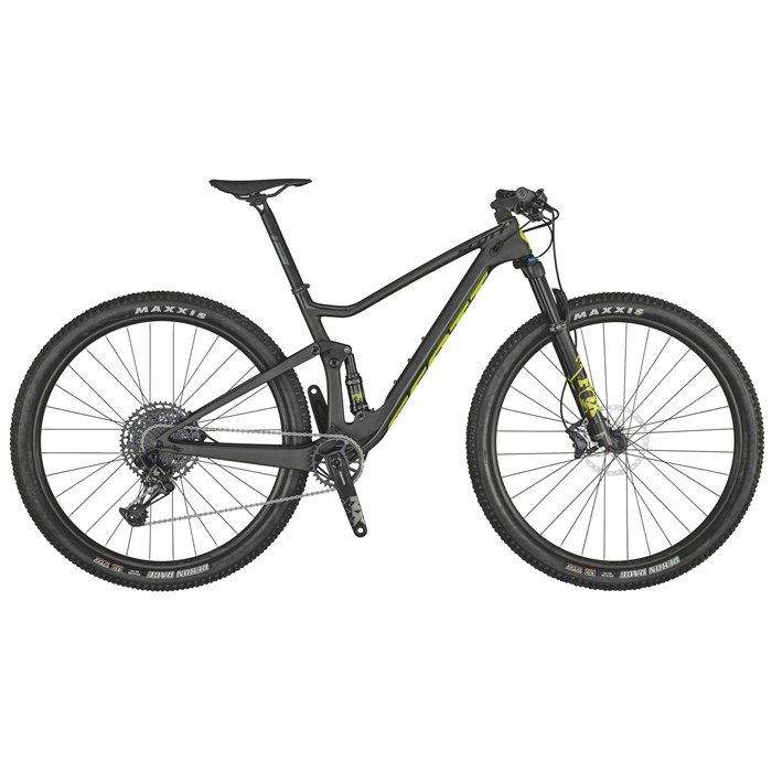 SCOTT SPARK RC 900 COMP DARK GREY - 2021 - BICICLETTA MTB 29 POLLICI
