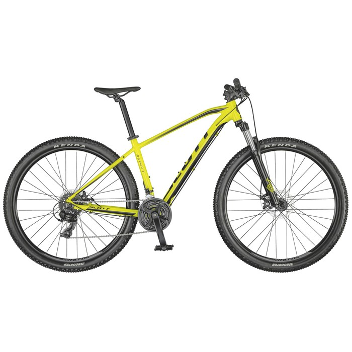BICICLETTA SCOTT ASPECT 970 YELLOW SHIM. 21 VEL. - 2021