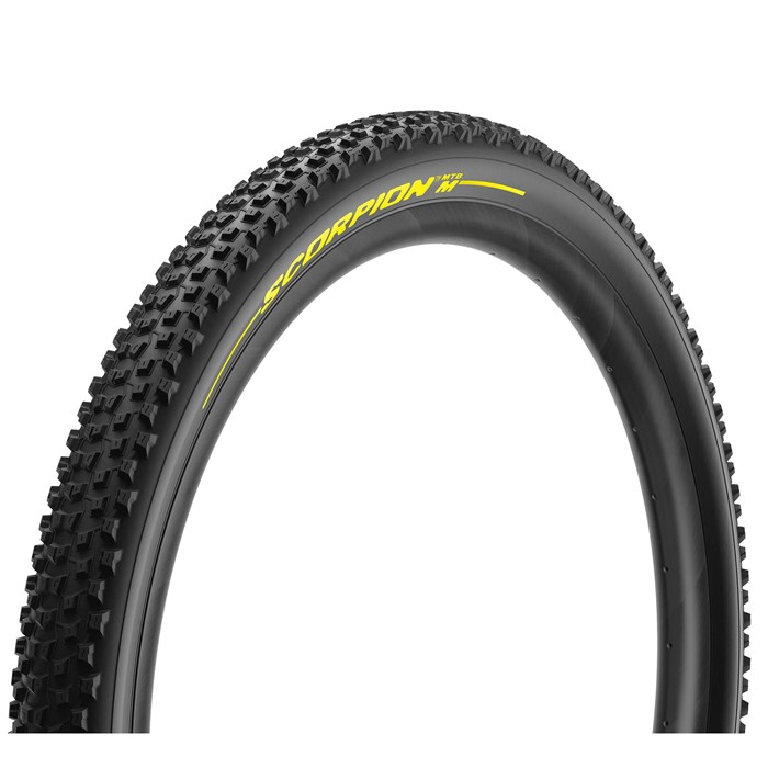 PIRELLI SCORPION™ XC M 29 X 2,2 TEAM EDITION GIALLO NERO COPERTONE MTB TUBELESS READY