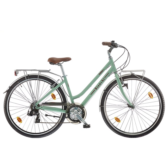 SPILLO RUBINO DELUXE LADY BICICLETTA CITY BIKE